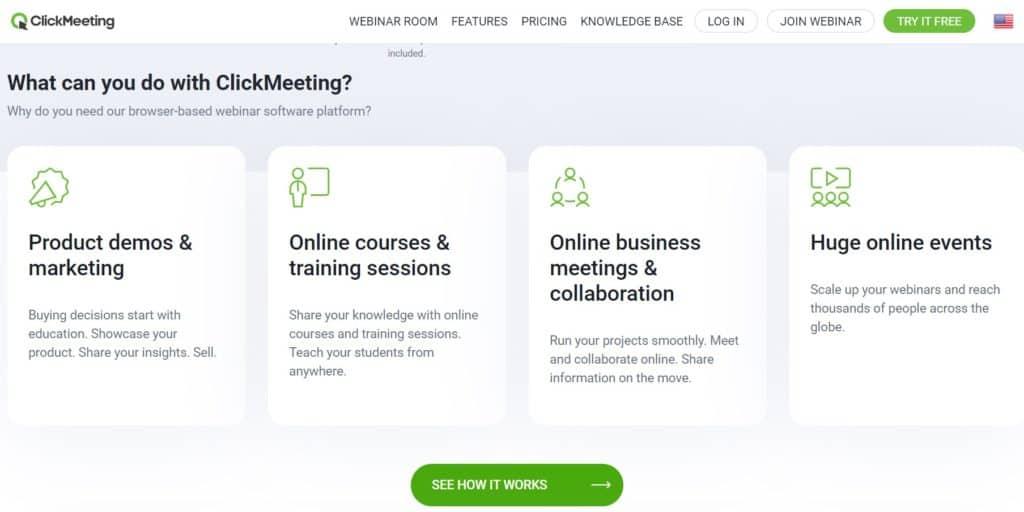 ClickMeeting Reviews - ClickMeeting pricing 2020 Review