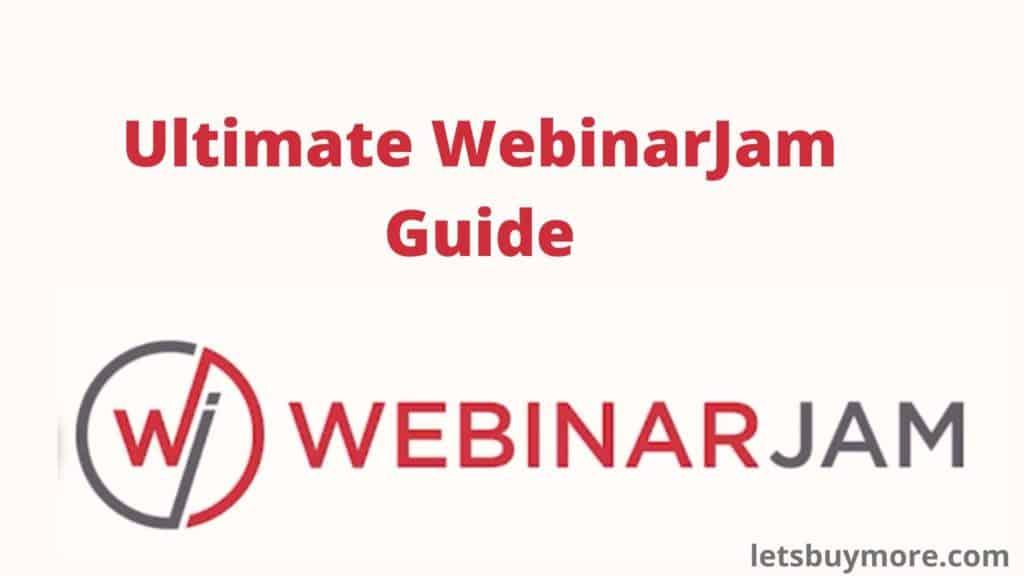 WebinarJam Pricing - Webinar Jam Complete Review 2020