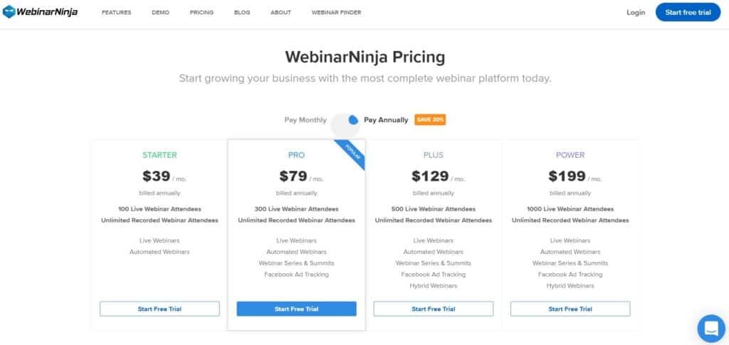 Webinarninja Reviews - Webinarninja Pricing 2020 Webinarninja Review